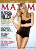 1 year subscription to Maxim magazine